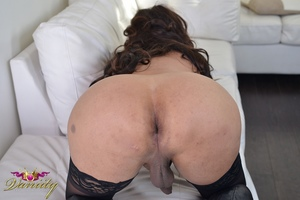Huge Ass BBW Tranny Booty Jiggling